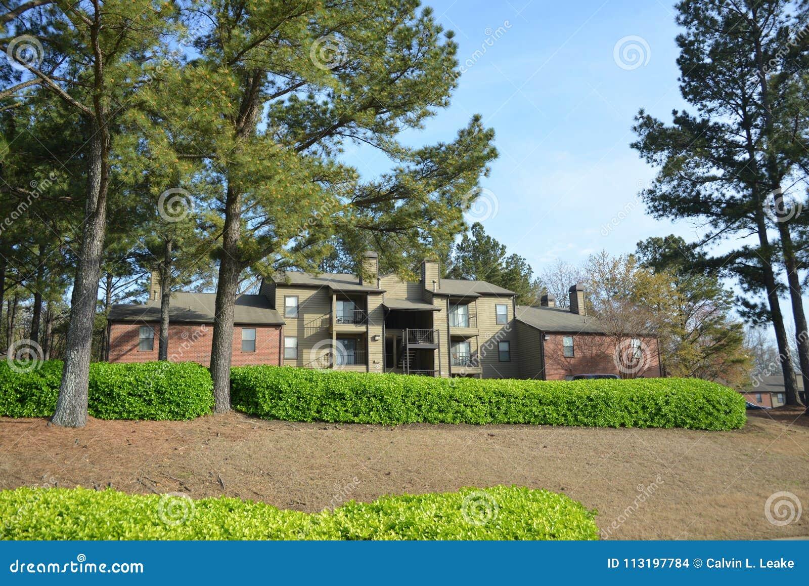 Summit Apartments Housing Unit, Memphis, TN Editorial ...