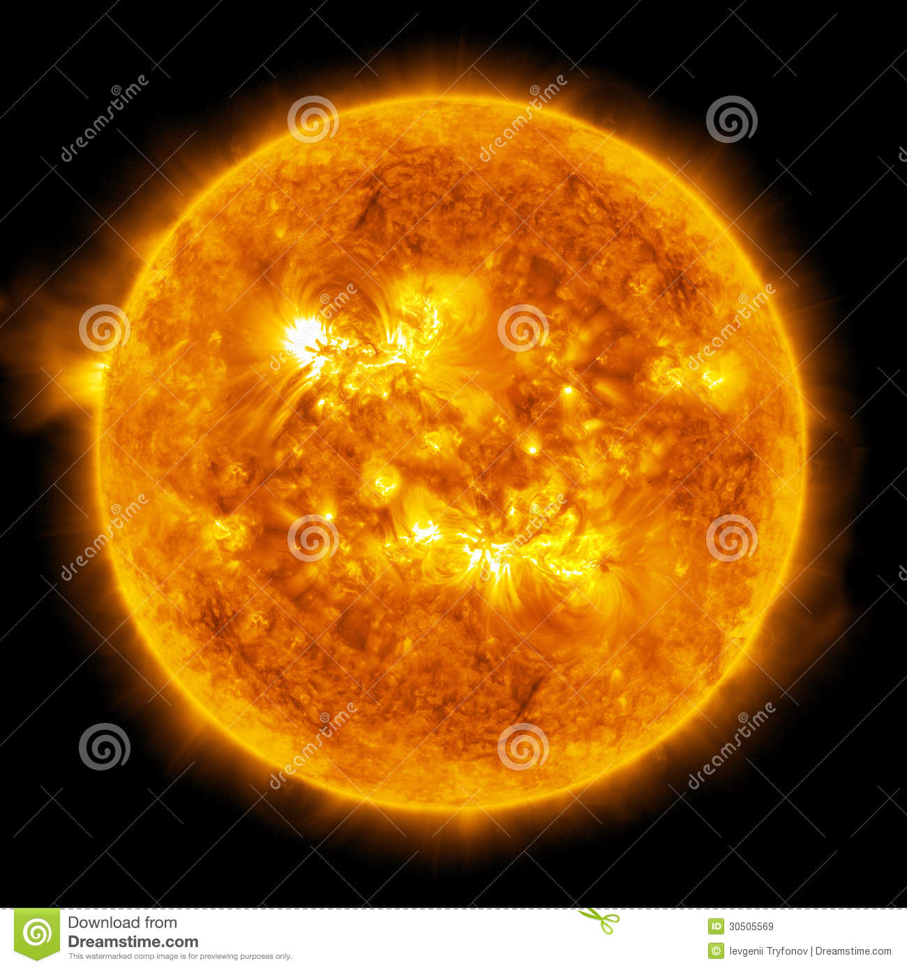 Sun. Aquecimento global