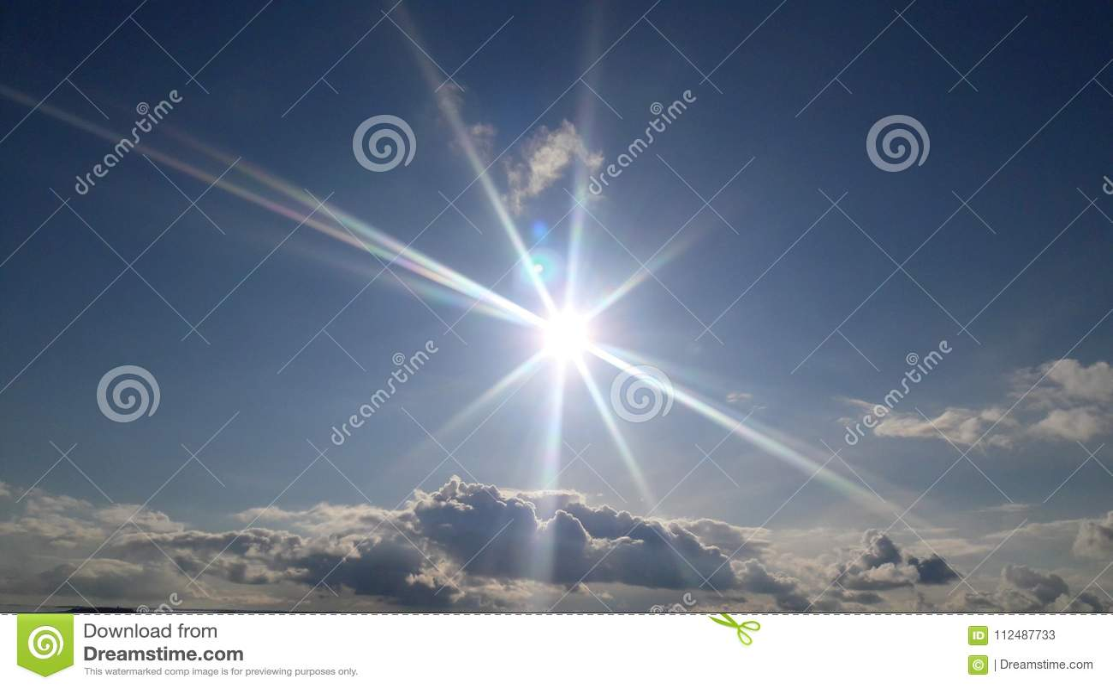Sun brilha para nós!