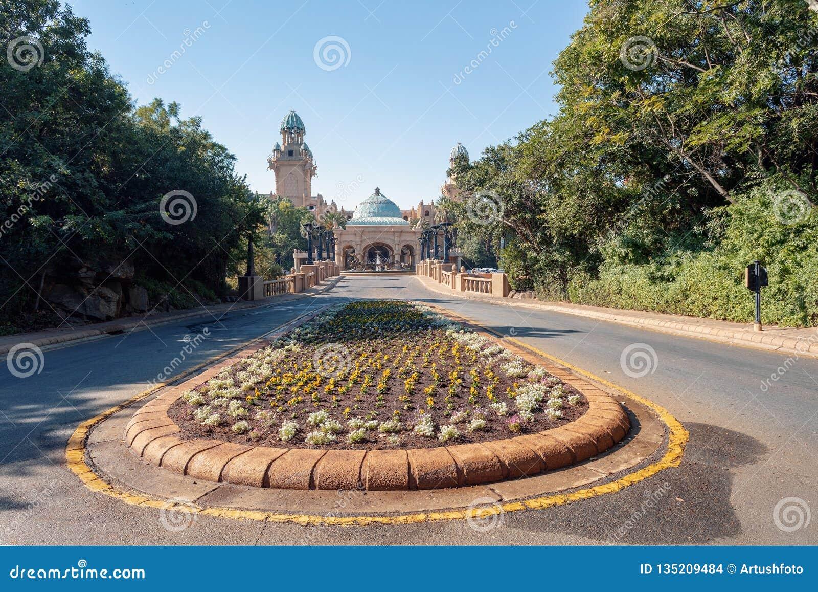 Sun City, città persa nel Sudafrica