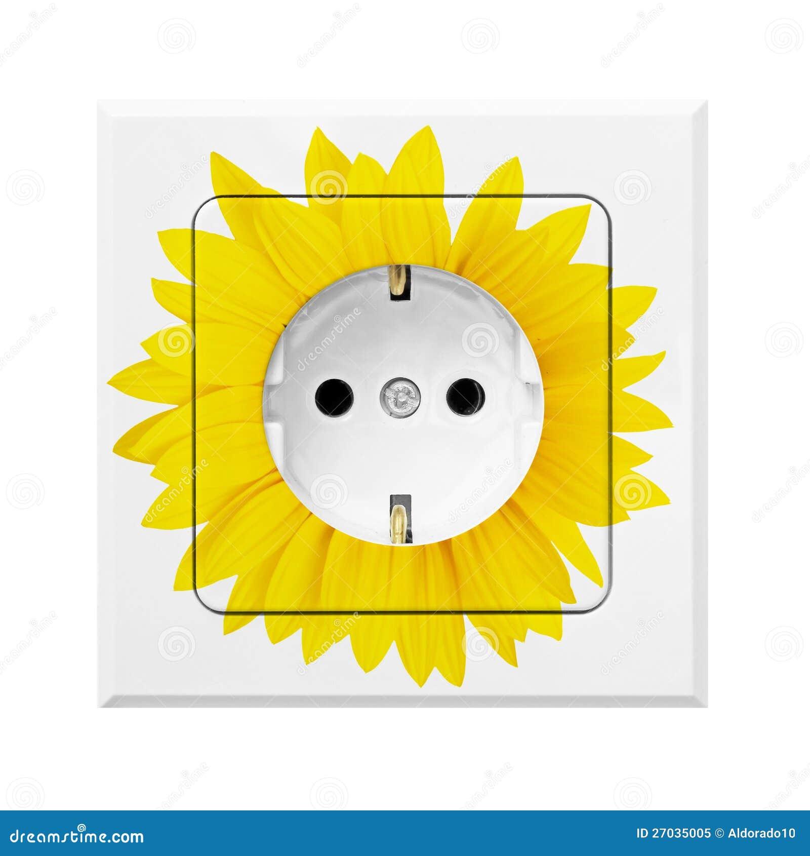 Sun Energy Royalty Free Stock Photo - Image: 27035005