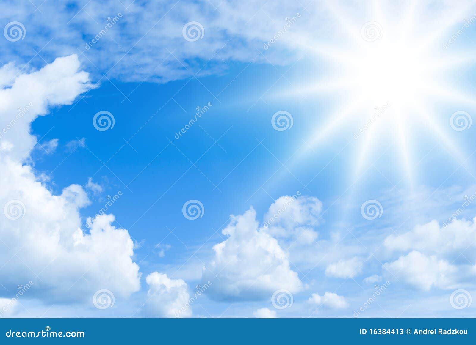 Sun et nuages