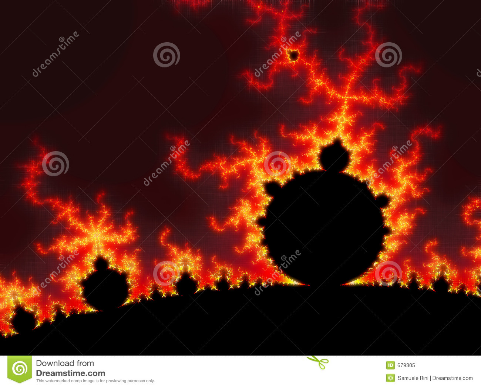 Sun fractal
