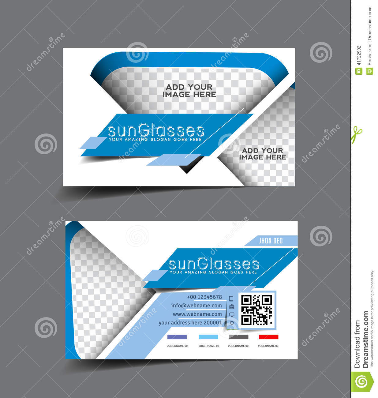 Sun glass store business card stock vector image 41722992 sun glass store business card magicingreecefo Choice Image