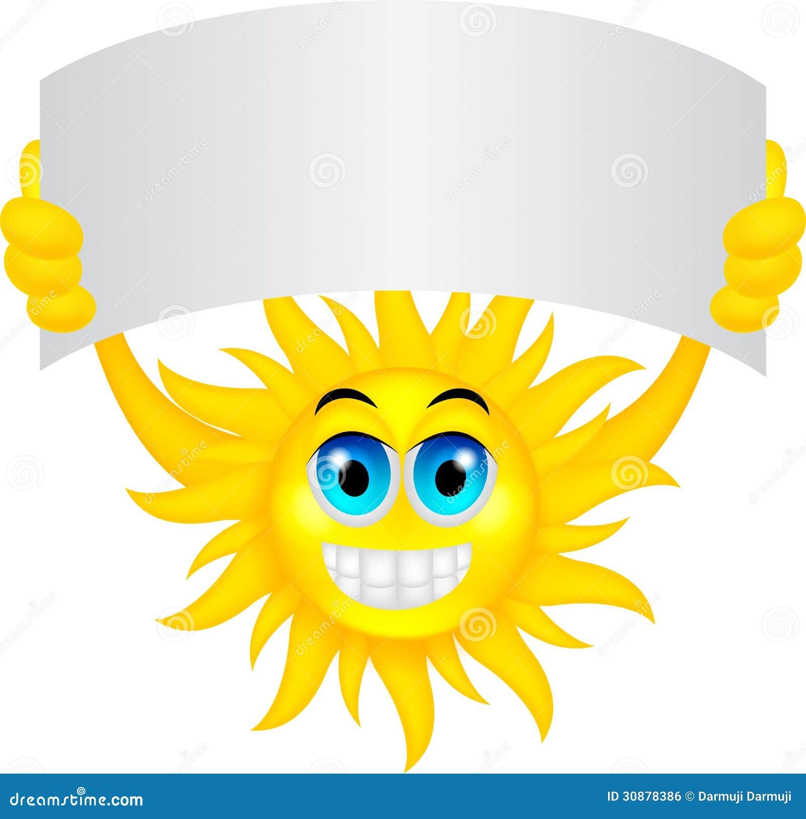 Sun mit Zeichen