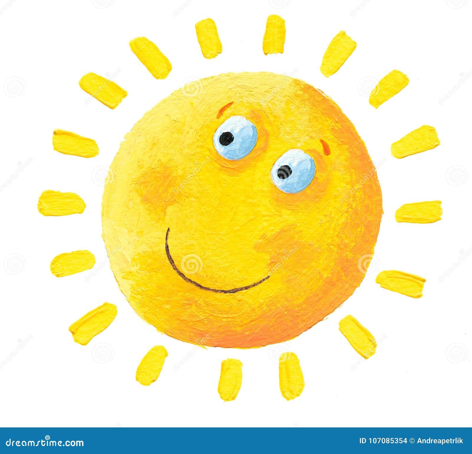 Sun molto felice