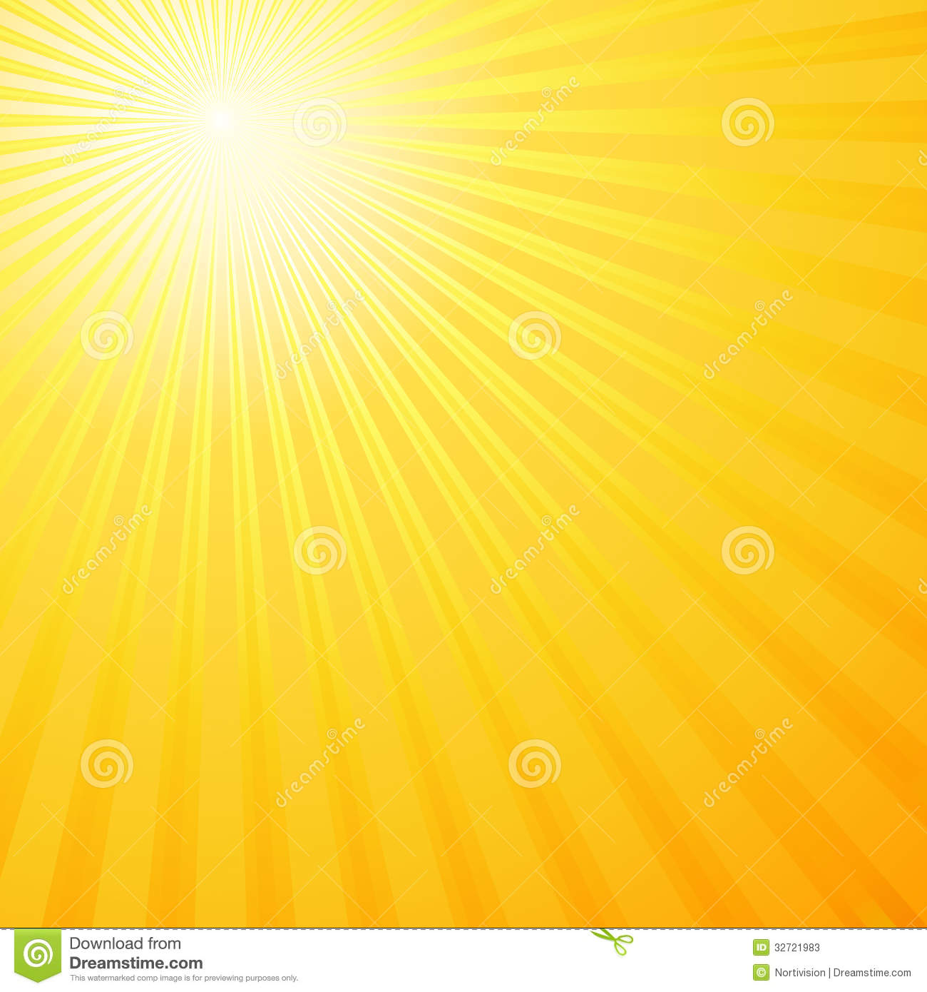 Sun Rays Stock Photos - Image: 32721983