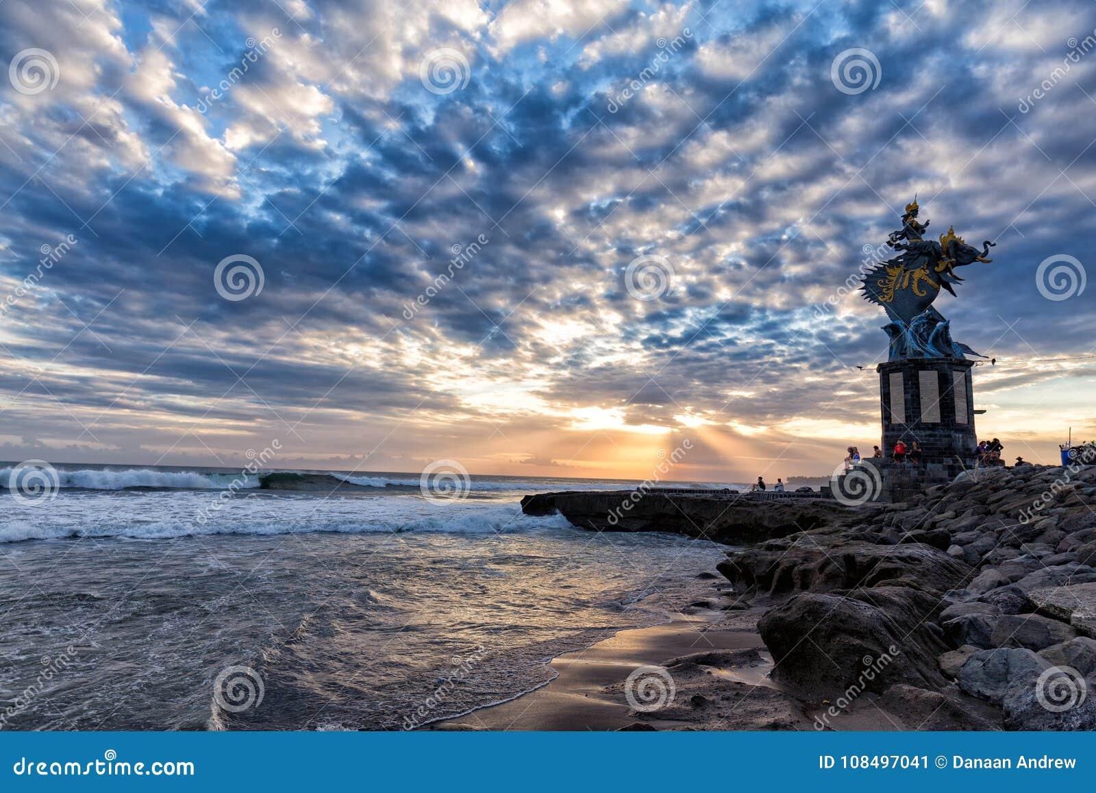 Fantastic Sunset View in Canggu