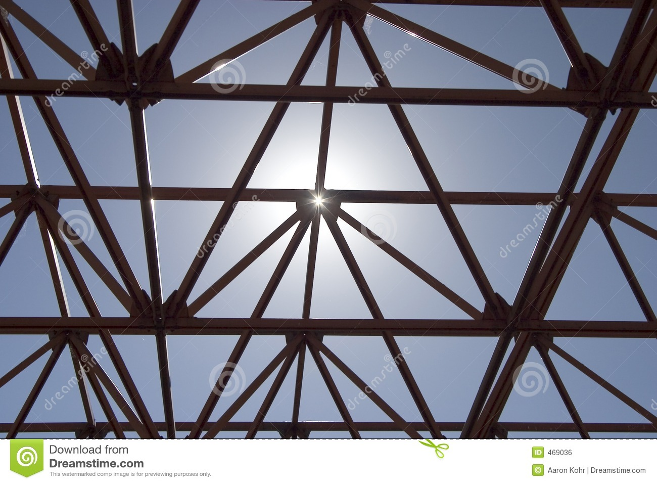 Download Sun Structure stock photo. Image of lens, fuller, buckmister - 469036