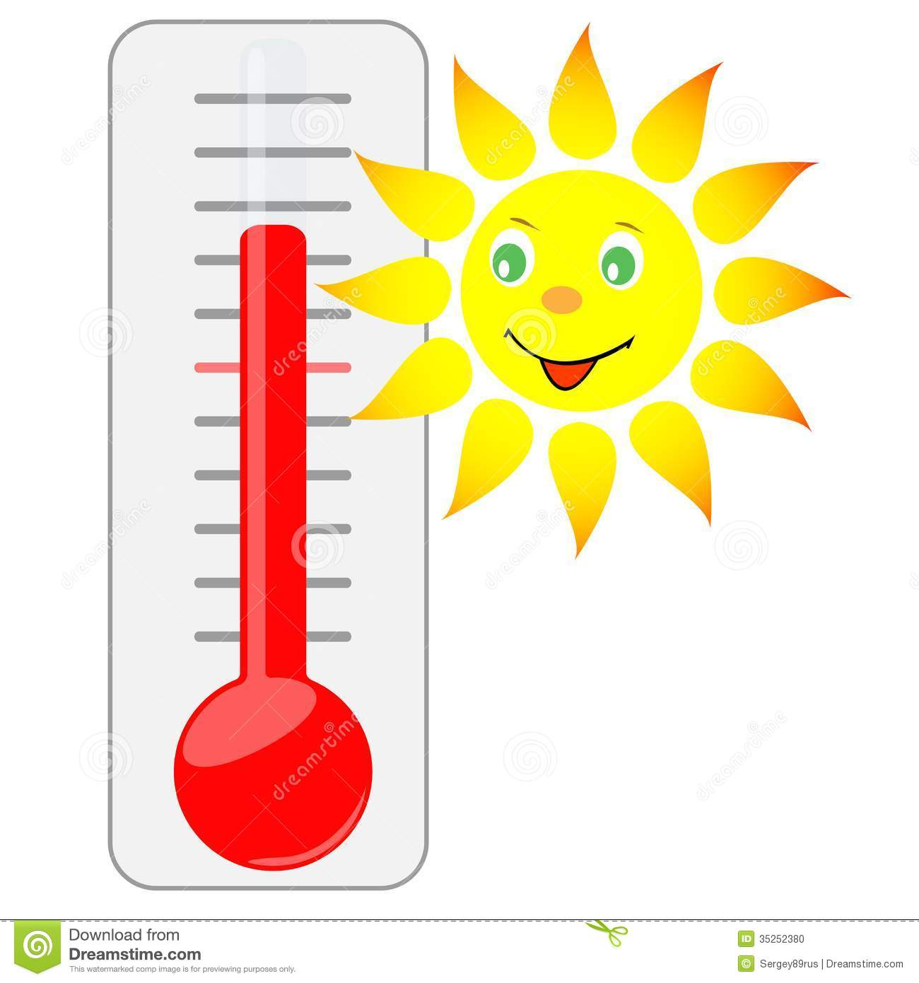 Celsius Thermometer Png The sun of thermometer...