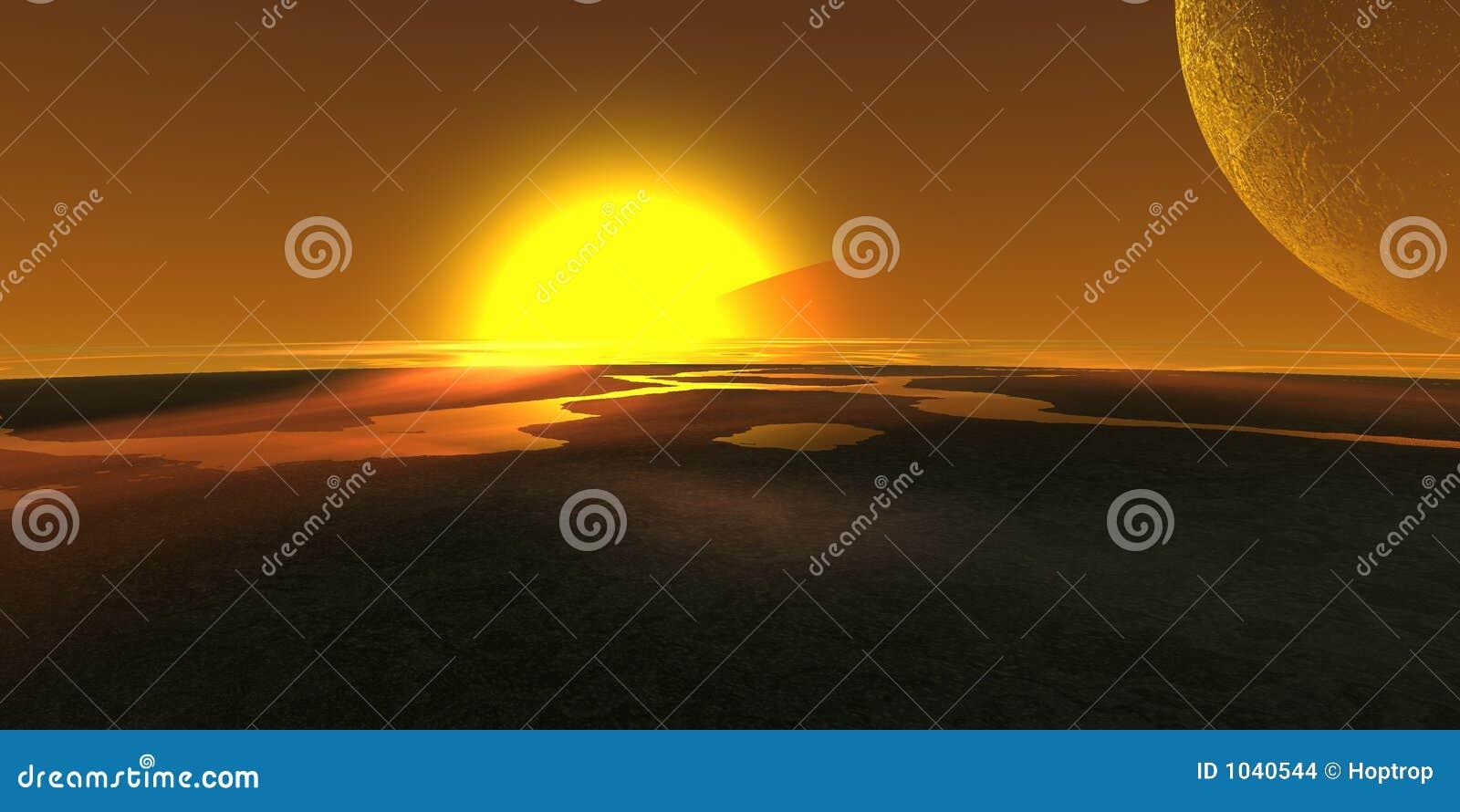 Sun und Monde