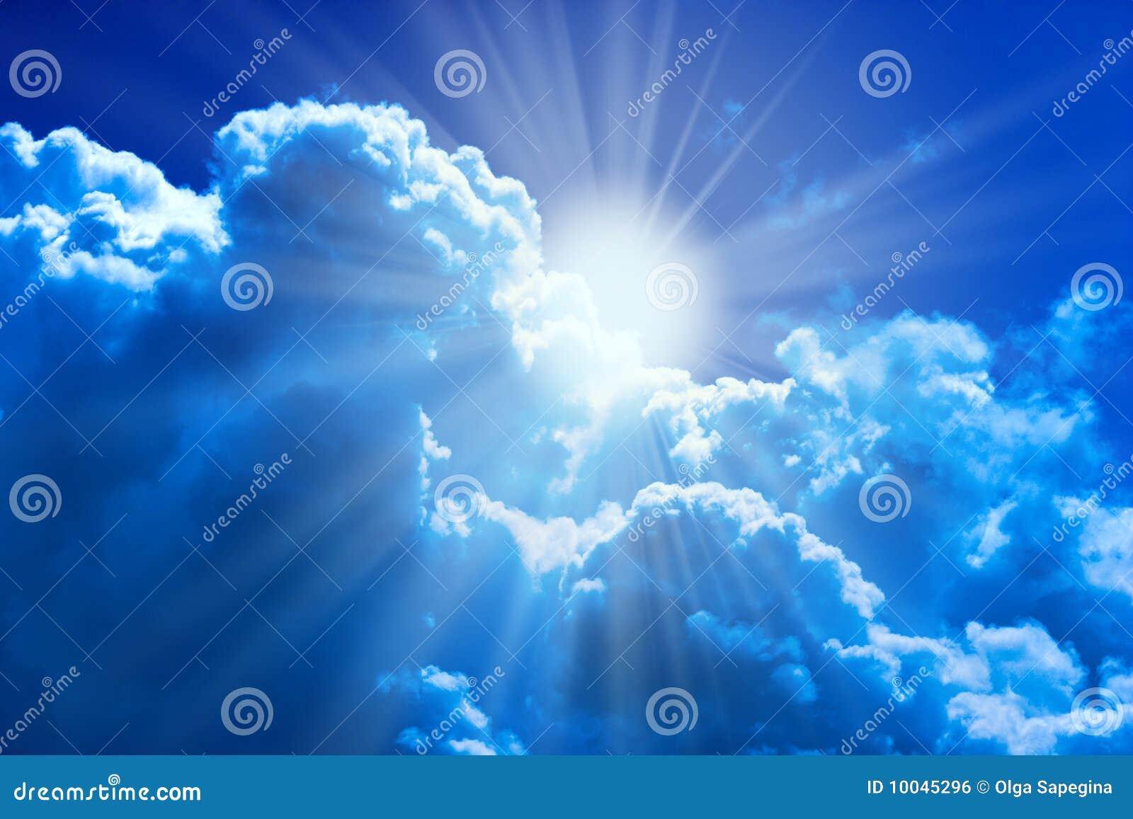 Sun und Wolken