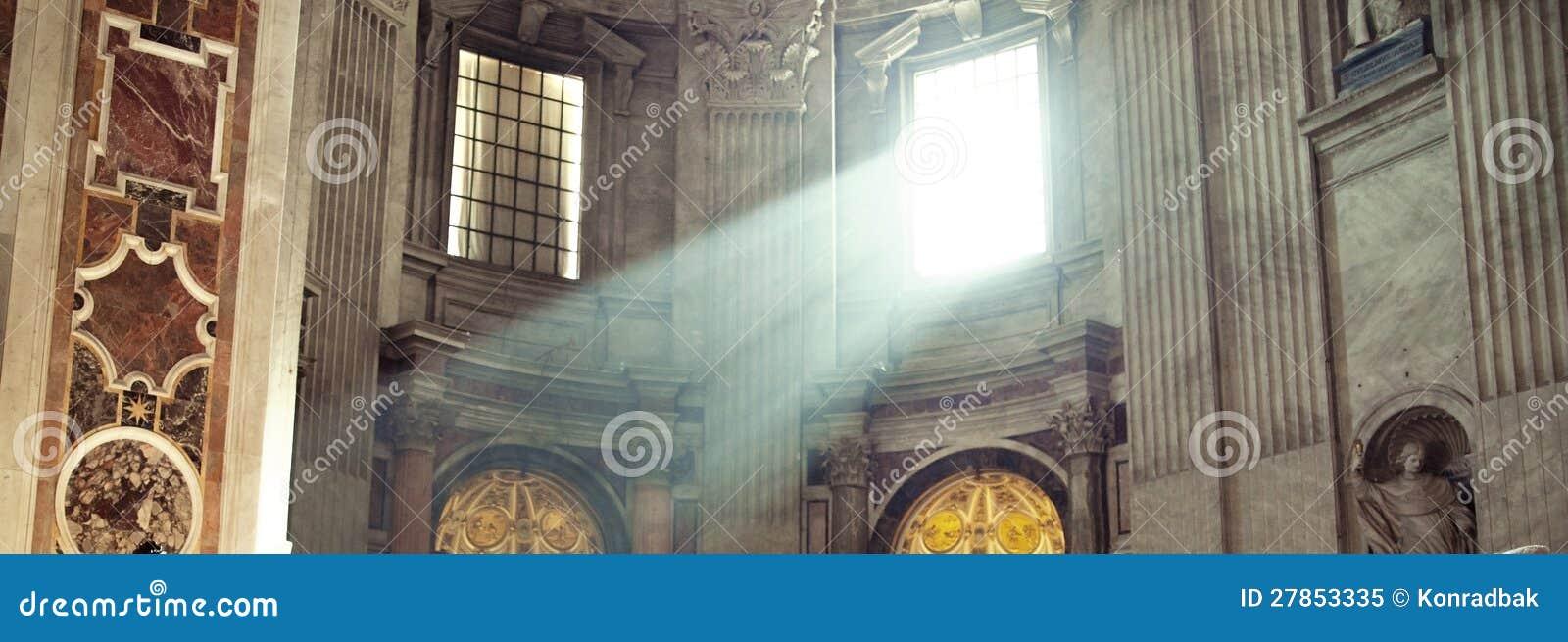 Sunbeam w świątyni