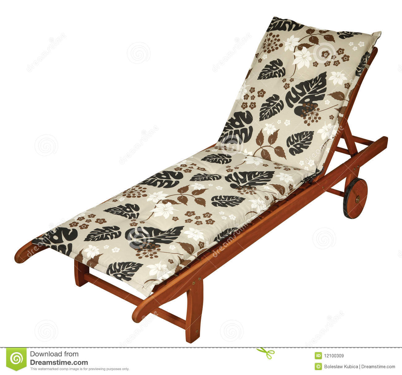 sunbed stock image image of rest holidays summer background 12100309. Black Bedroom Furniture Sets. Home Design Ideas