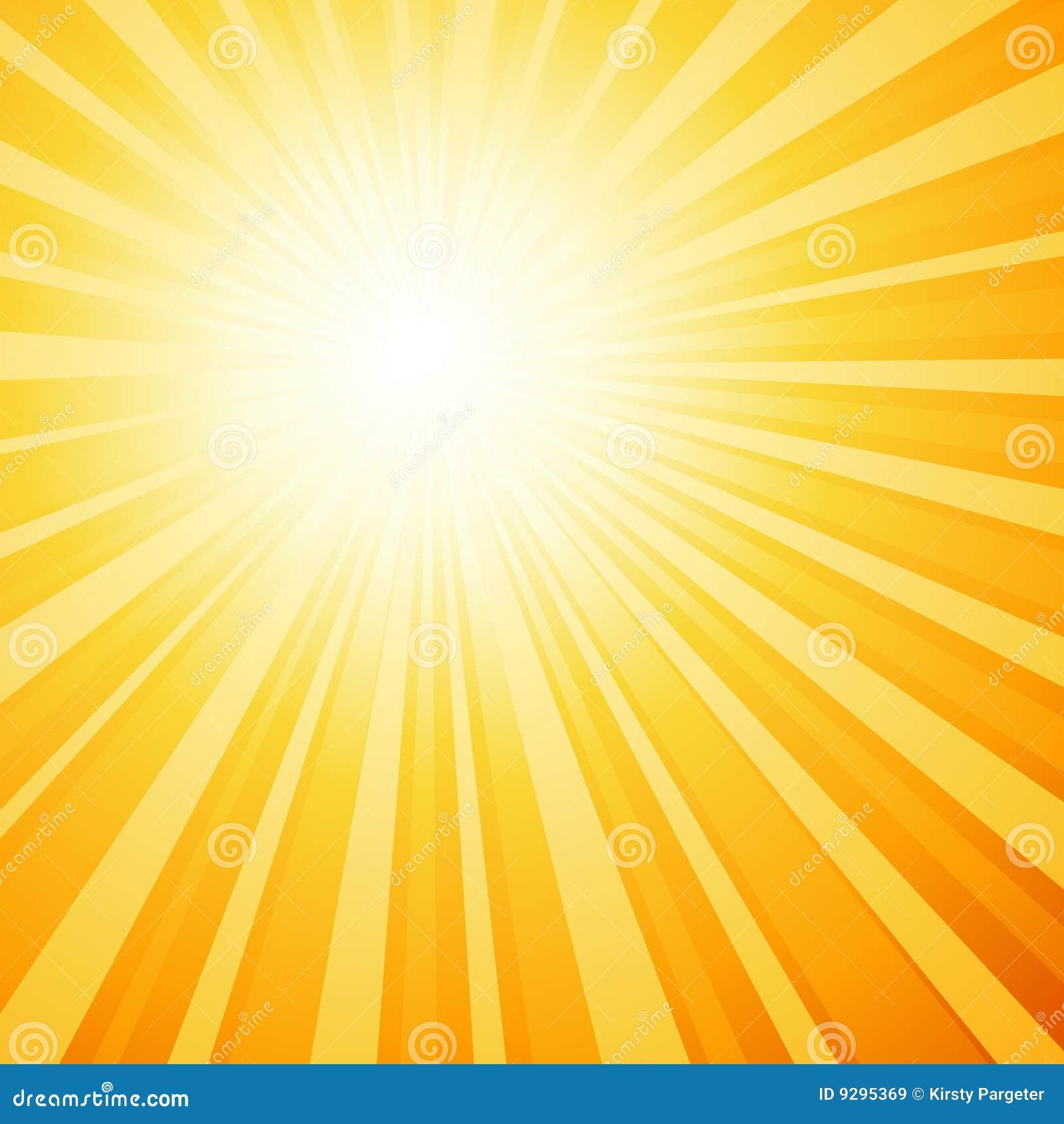 Sunburst Royalty Free Stock Images