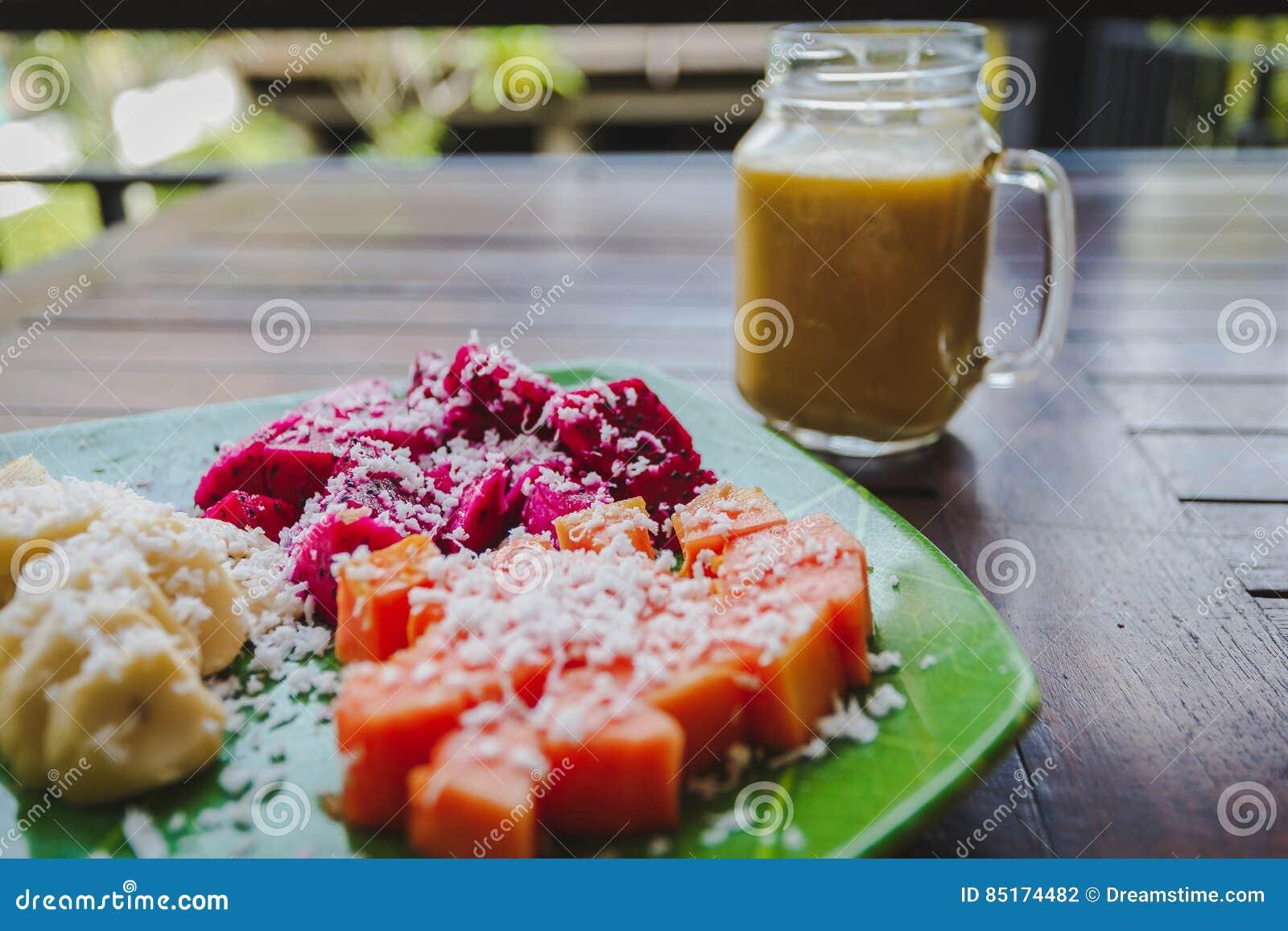 Sund fruktfrukost
