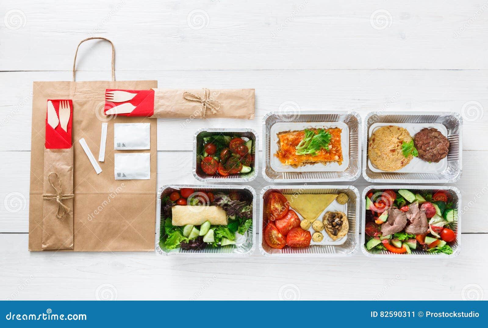 Sund matleverans, dagliga mål bästa sikt, kopieringsutrymme
