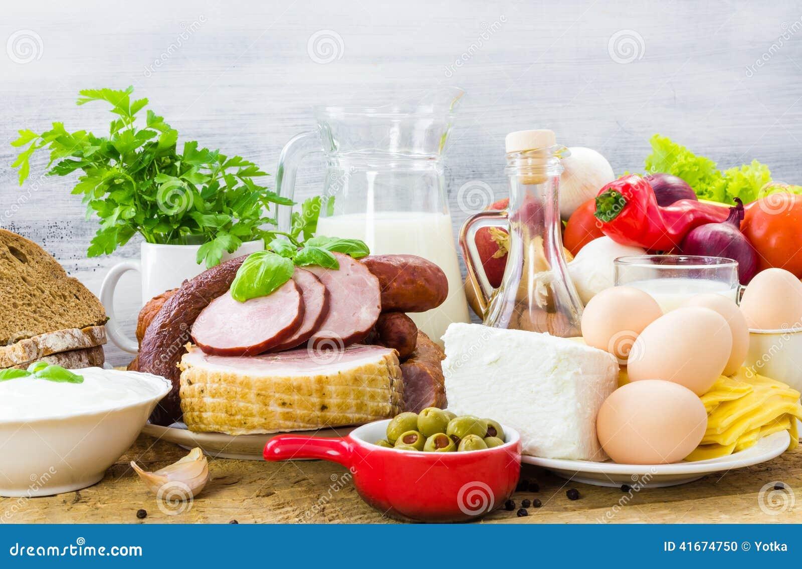 Sunda fastställda olika foods bantar