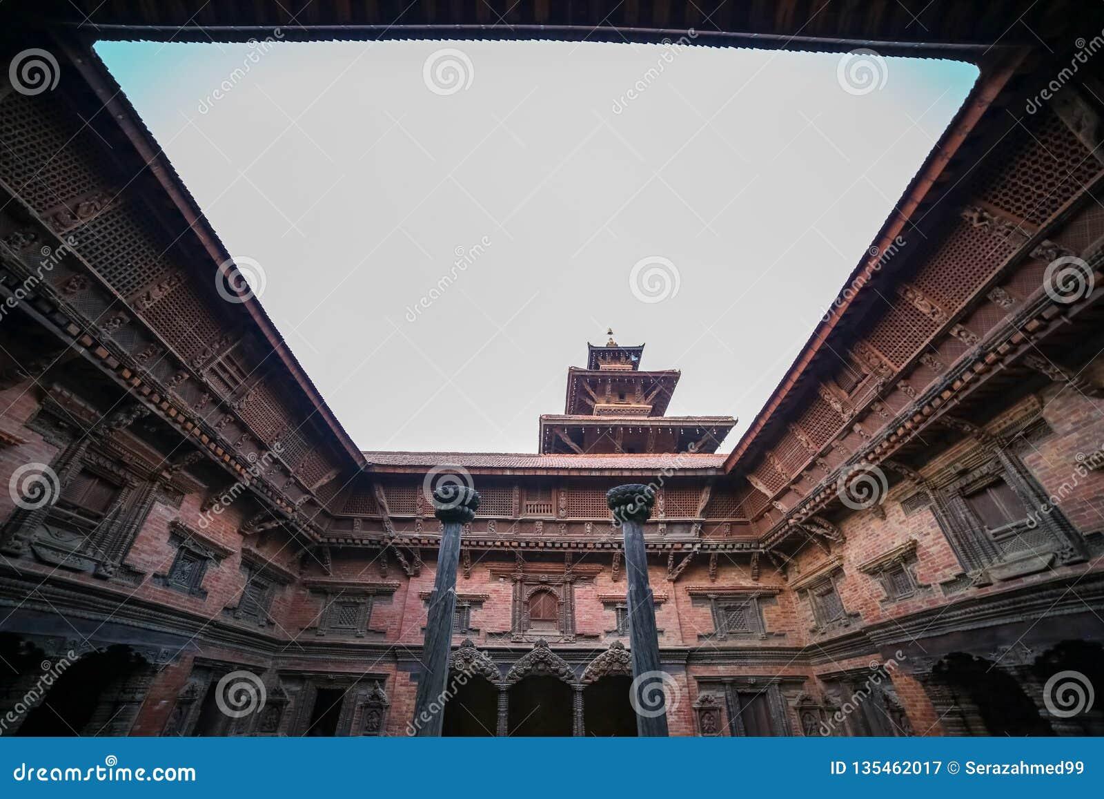 Sundari Chowk of Patan Durbar Square