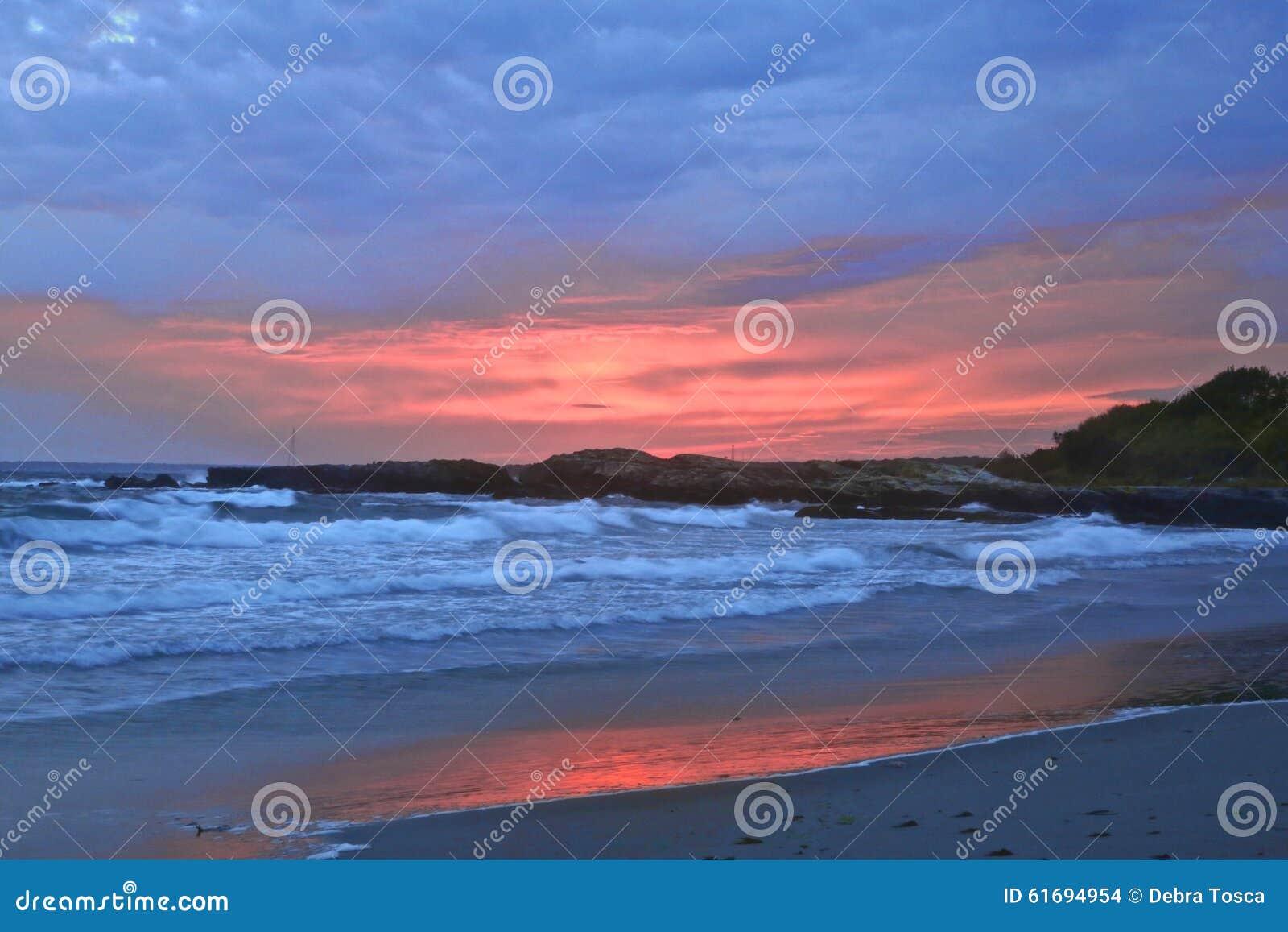 Sunset Newport RI