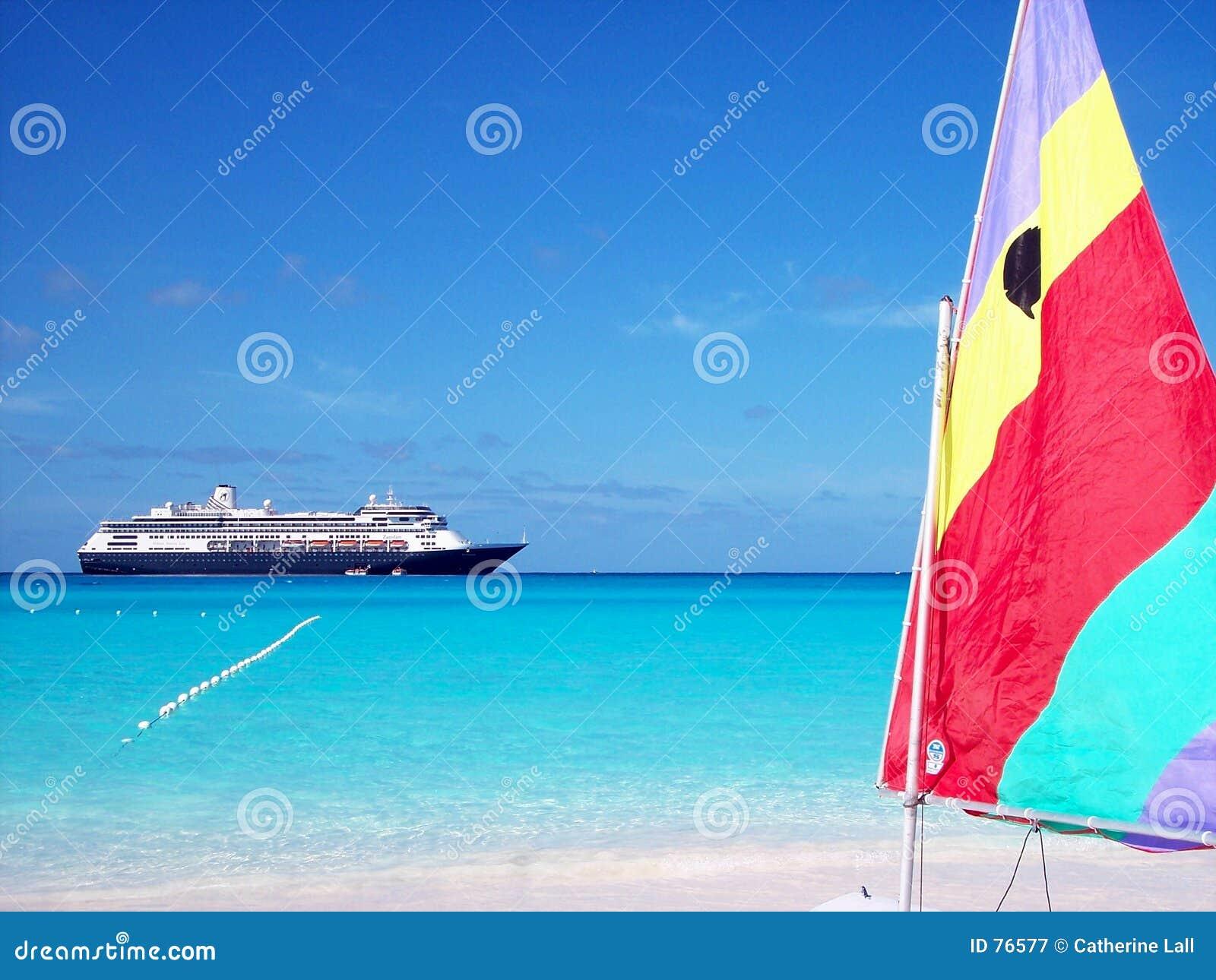Sunfish et Cruiseliner