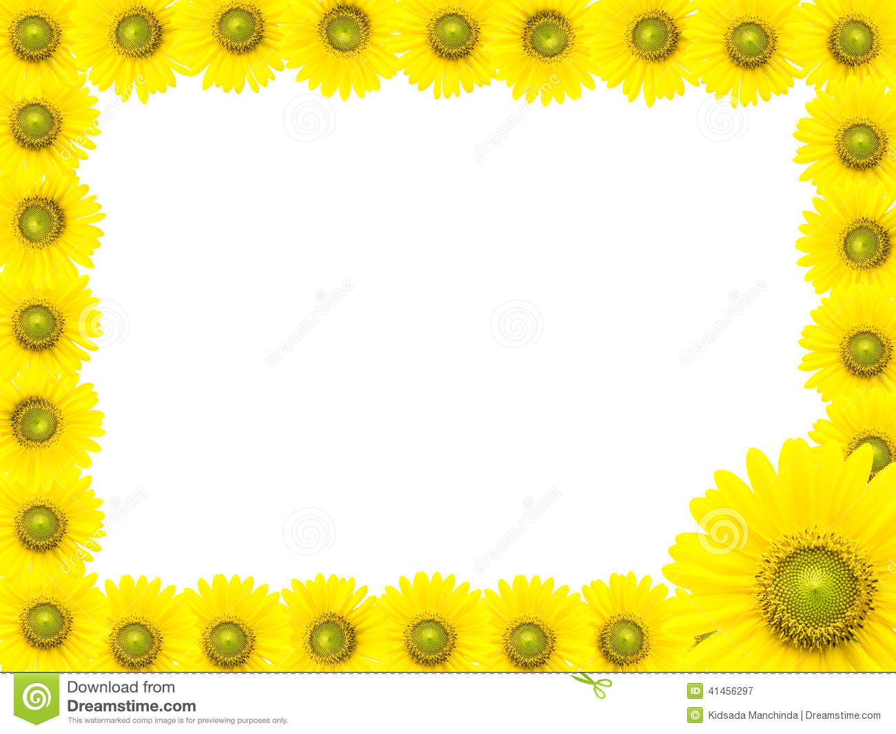 Contemporary Sunflower Picture Frames Gallery - Framed Art Ideas ...