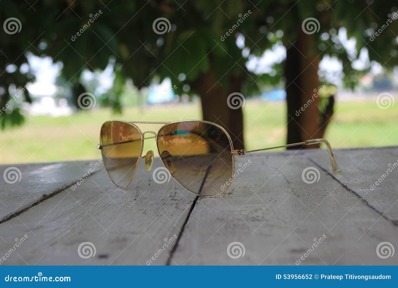 soft focus on sunglasses stock image cartoondealer