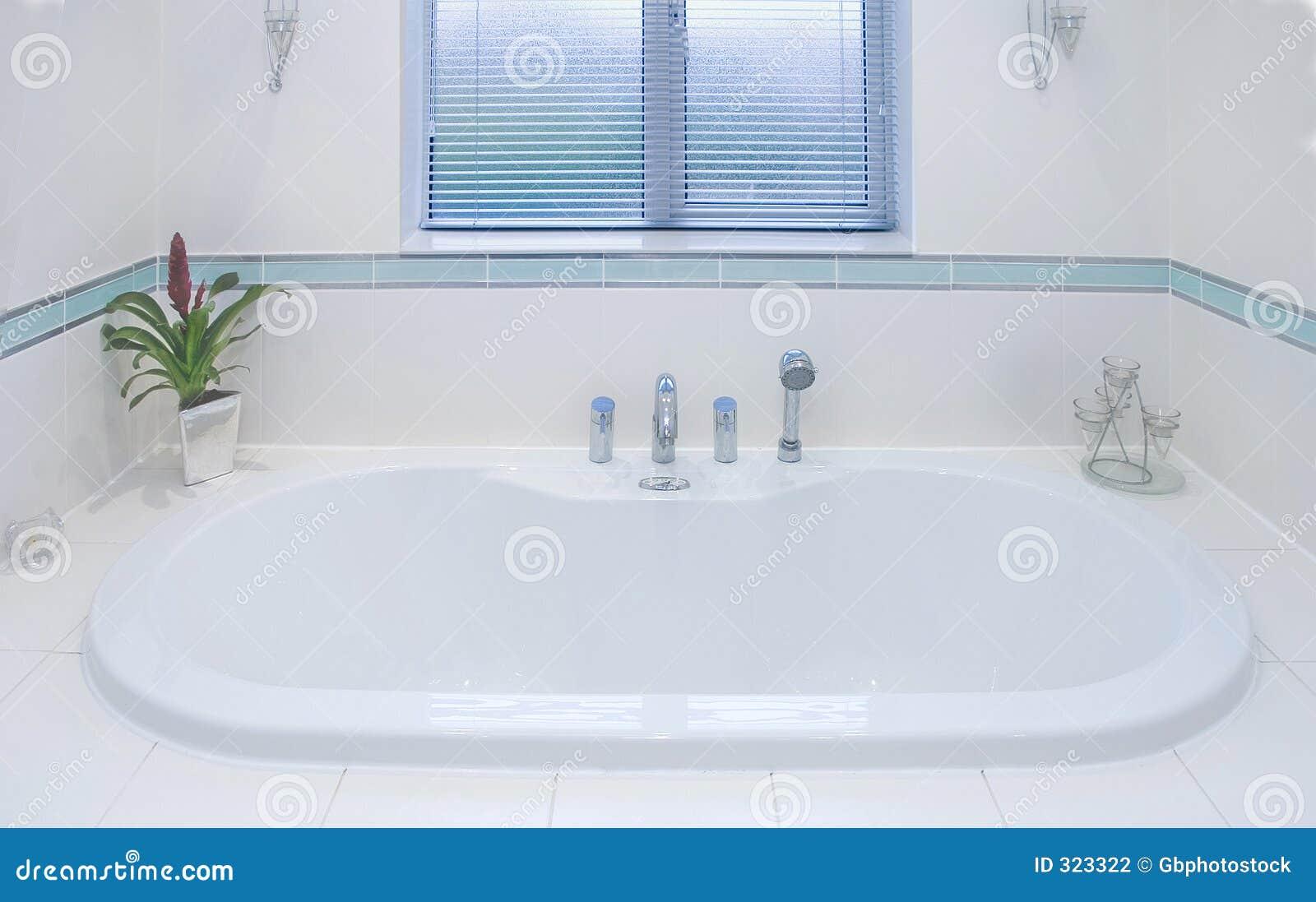 Sunken Bath Stock Photo Image Of Isolated Estate Room
