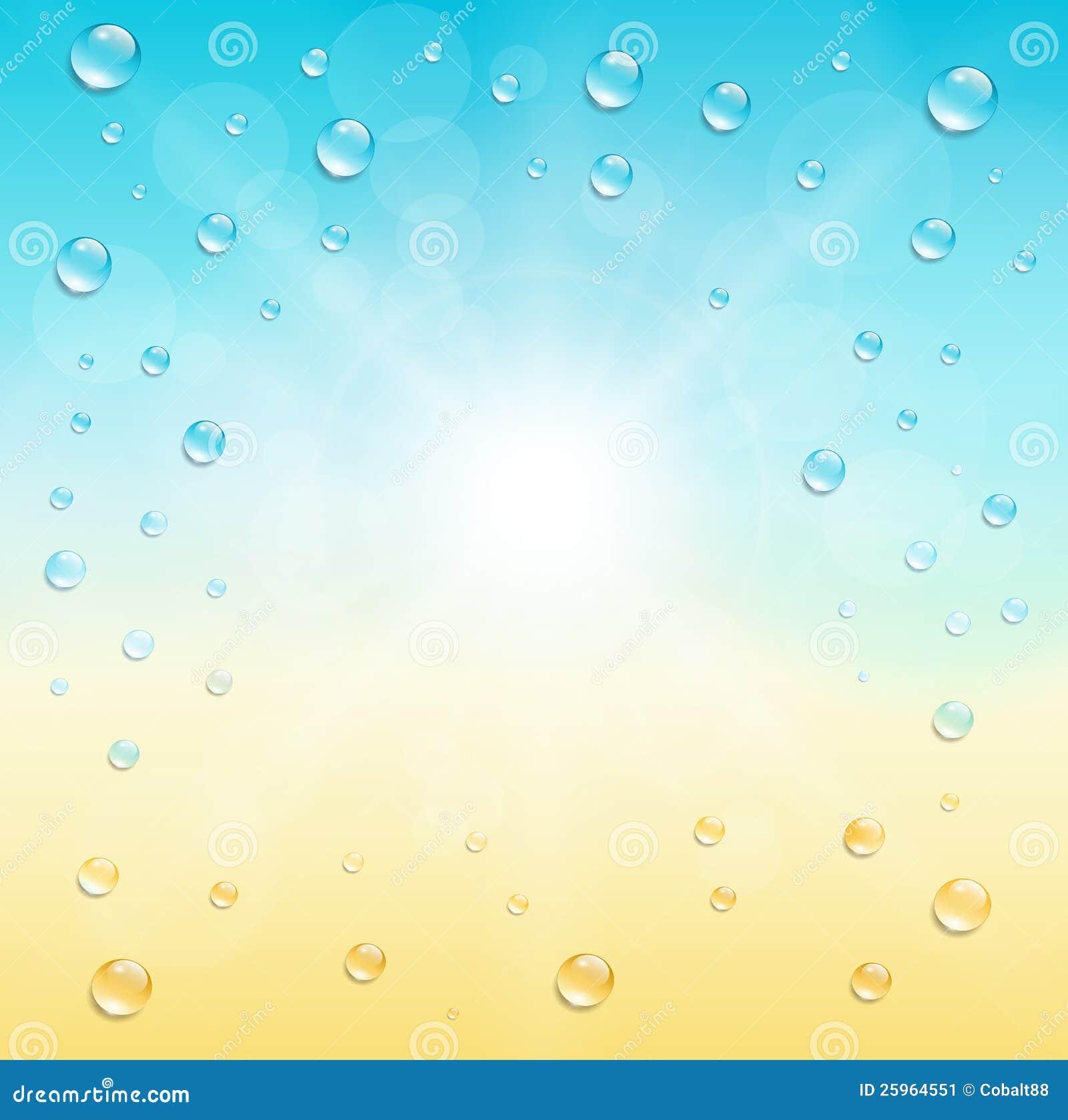 Sunny Background Stock Image Image 25964551