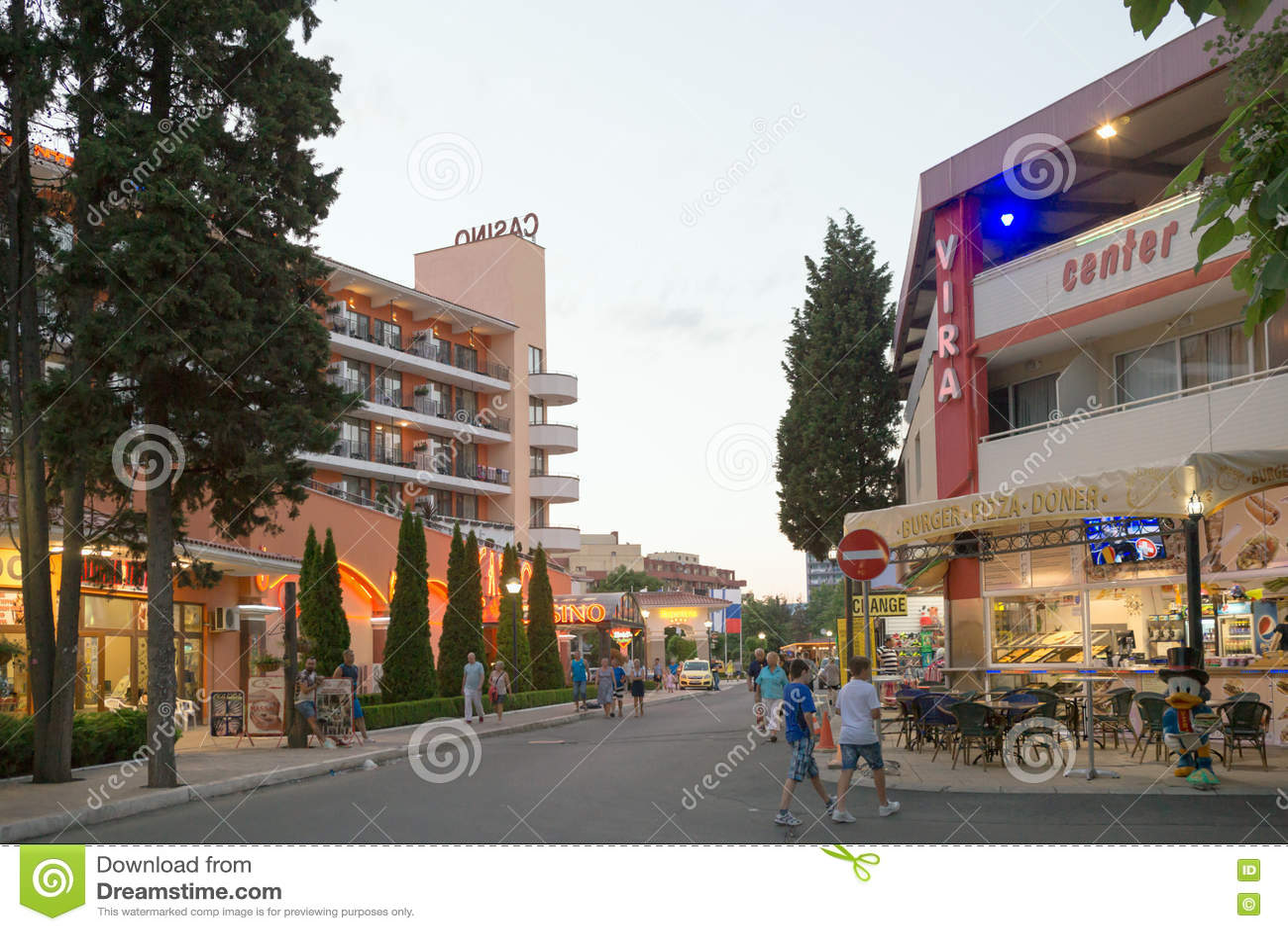 Best Bars In Sunny Beach Bulgaria