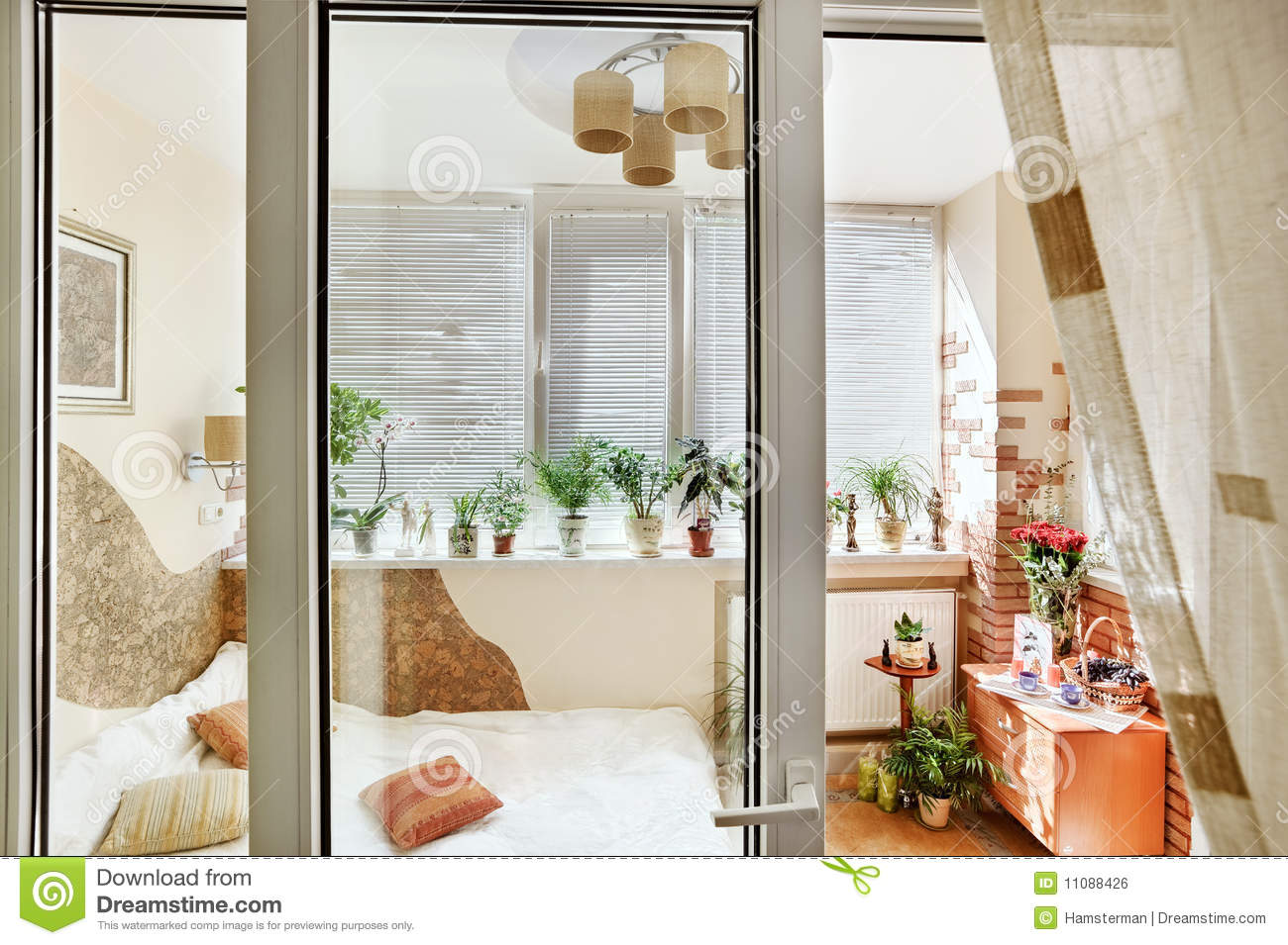 Bedroom balcony stock photo image 11123040 bedroom balcony p.