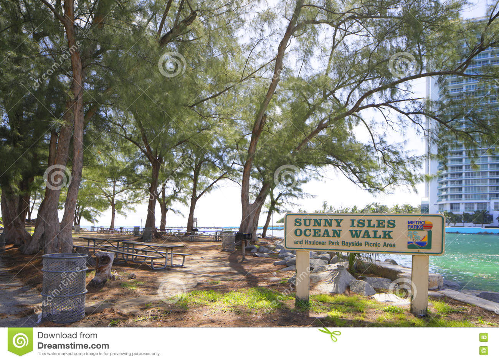 Haulover Park Miami Beach Fl Usa