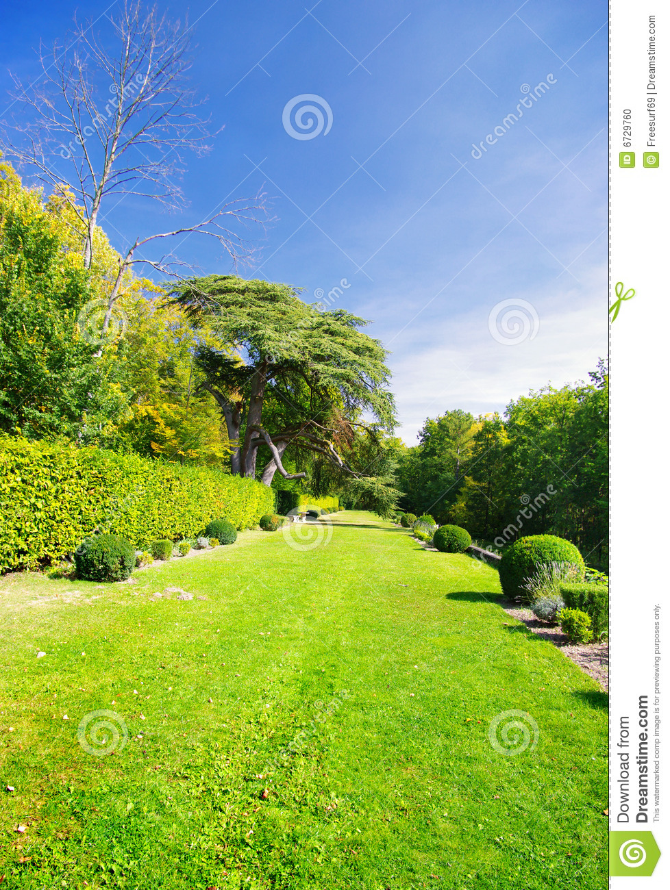Sunny landscape stock photo image 6729760 for Sunny landscape designs