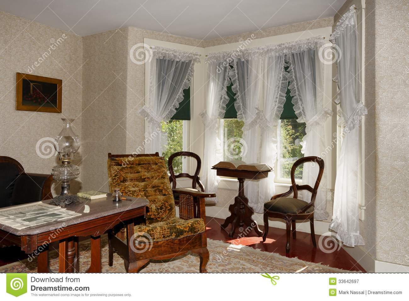 Sunny Sitting Room 2 Editorial Photography Image Of