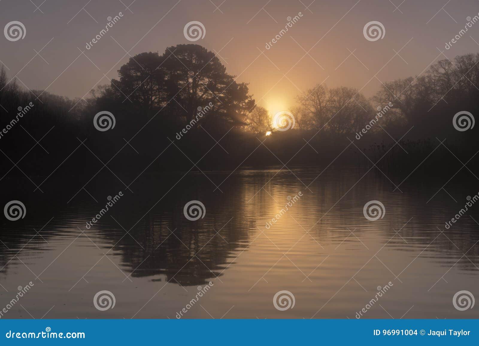 Sunrise Southampton Common