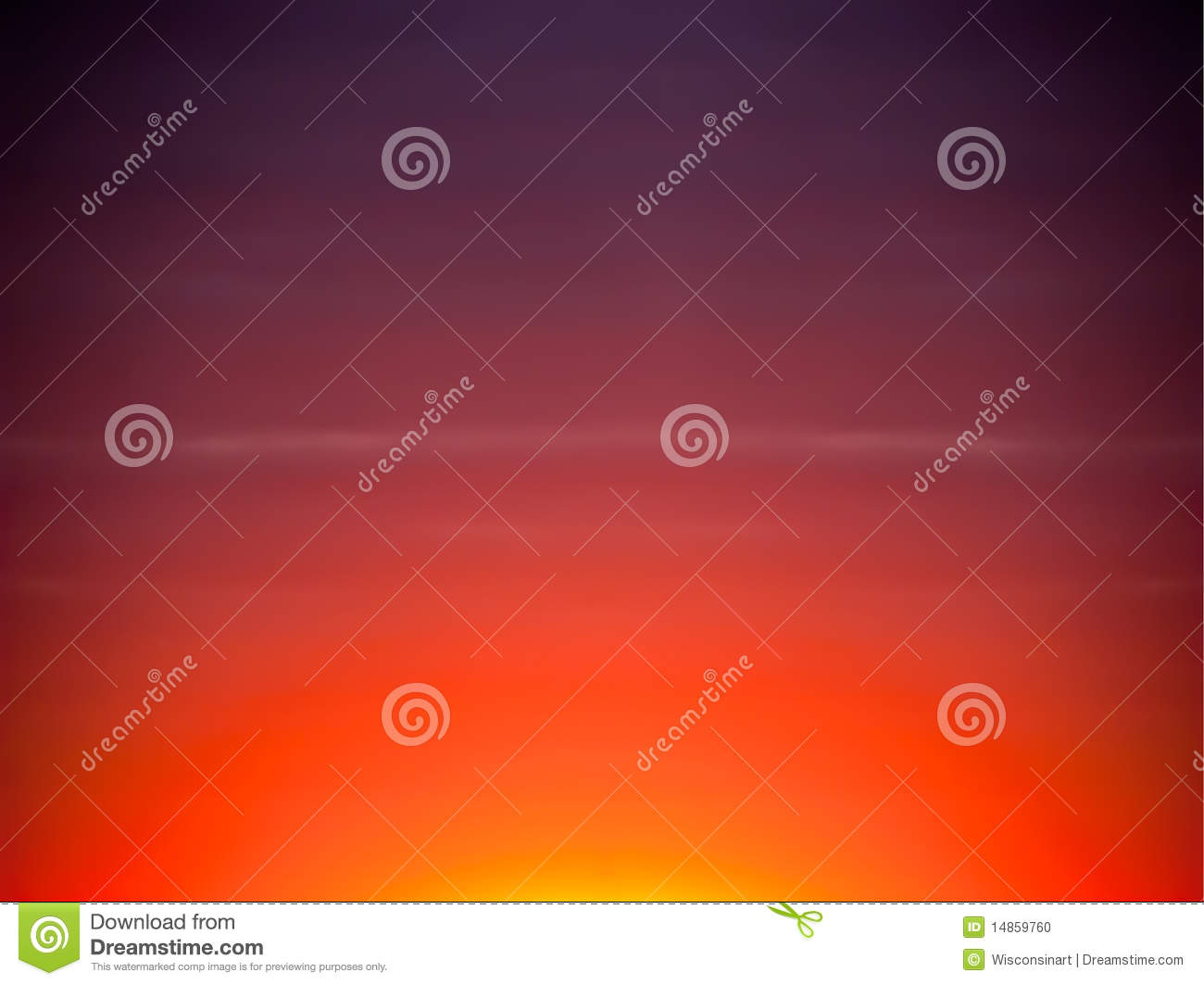 Sunrise Sunset Abstract Sky Background, Colors