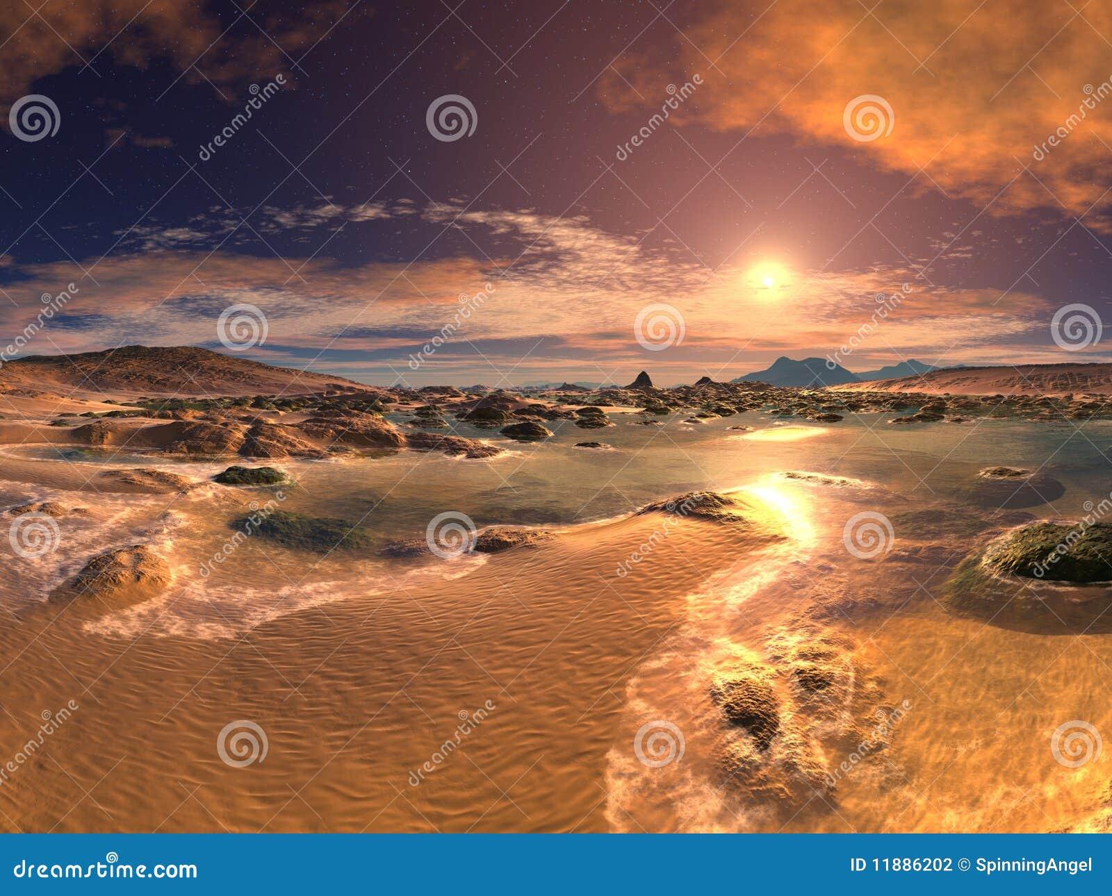 Sunrise/Sunset Beach