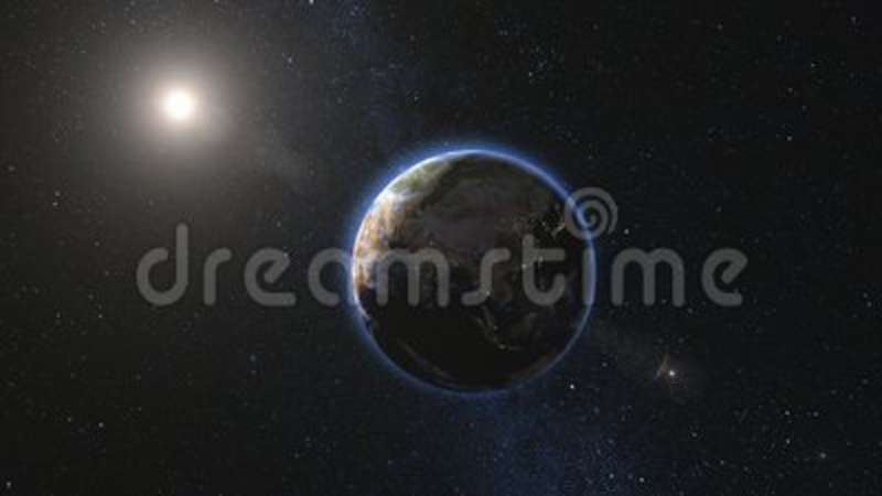 Sunrise view on planet earth and moon satellite stock video sunrise view on planet earth and moon satellite stock video video 108133093 voltagebd Image collections