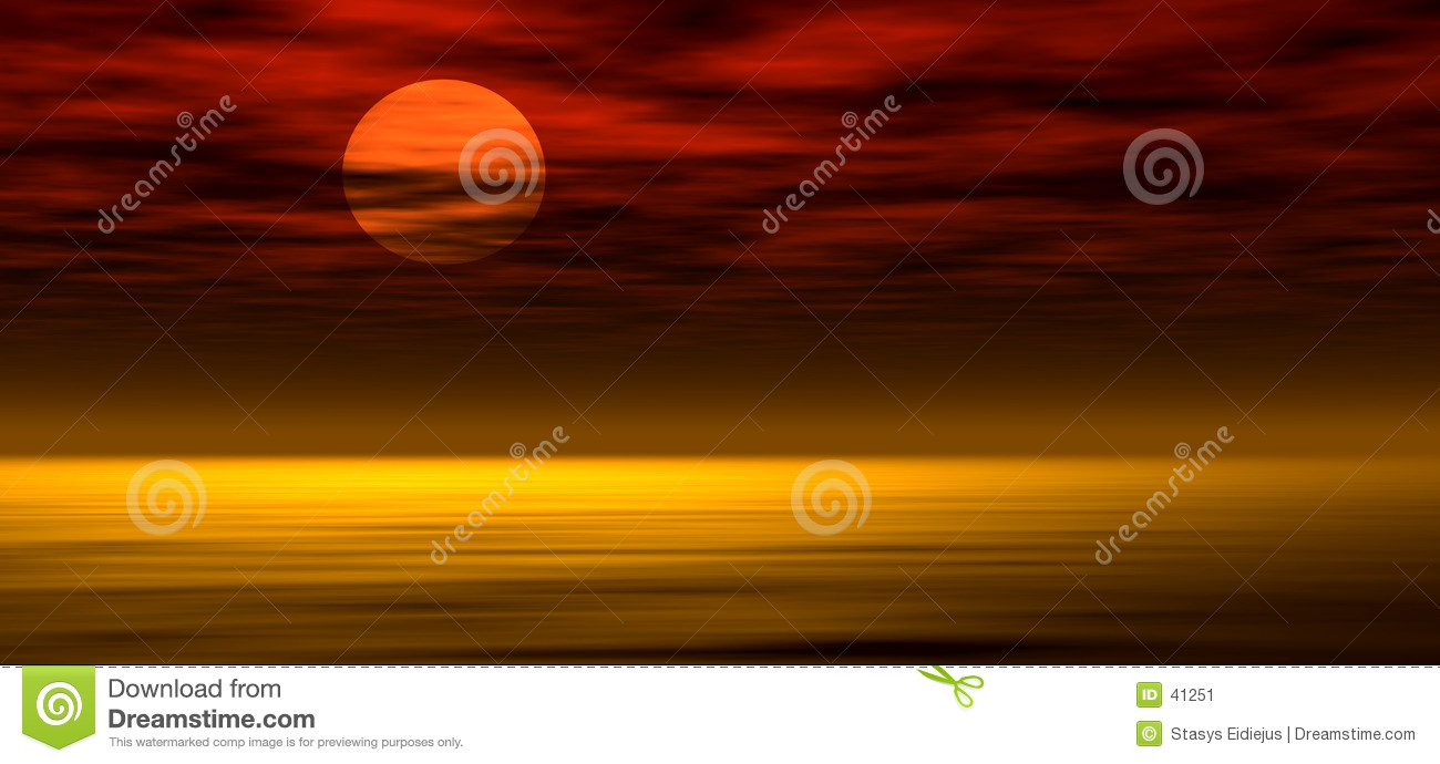 Sunset background 2