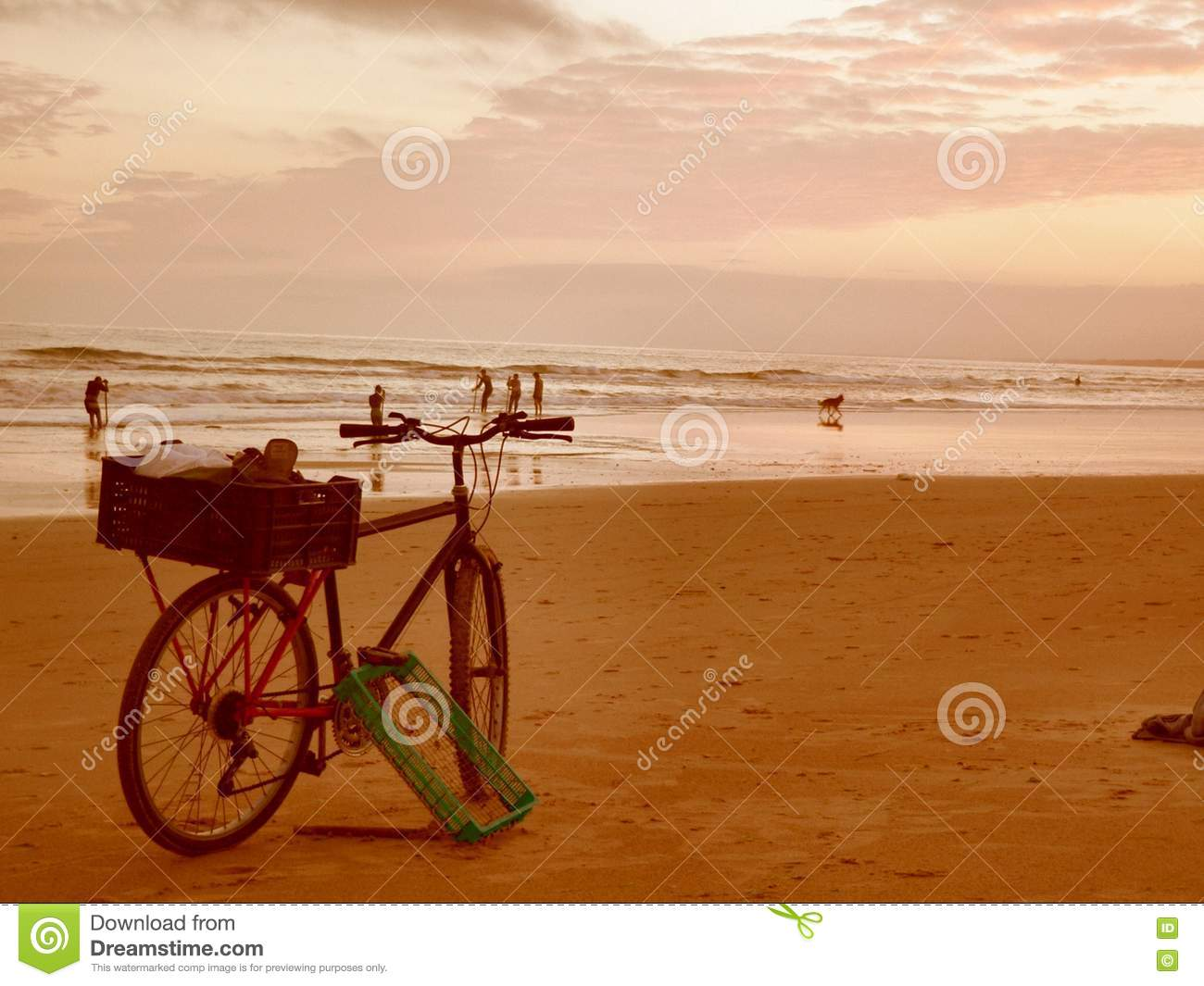 Stock Image  Sunset Beach Picture. Image  1647131 ca14fb45d2