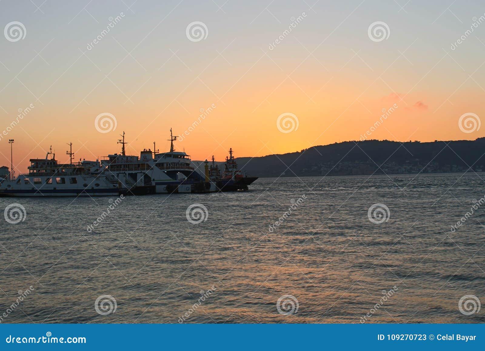 Sunset at Gallipoli