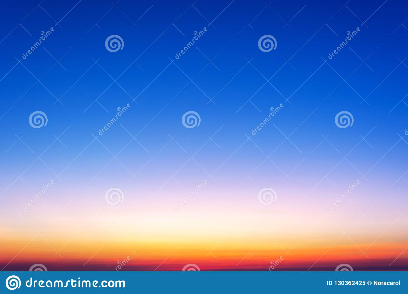Sunset Gradient Background Stock Image Image Of Sunrise 130362425