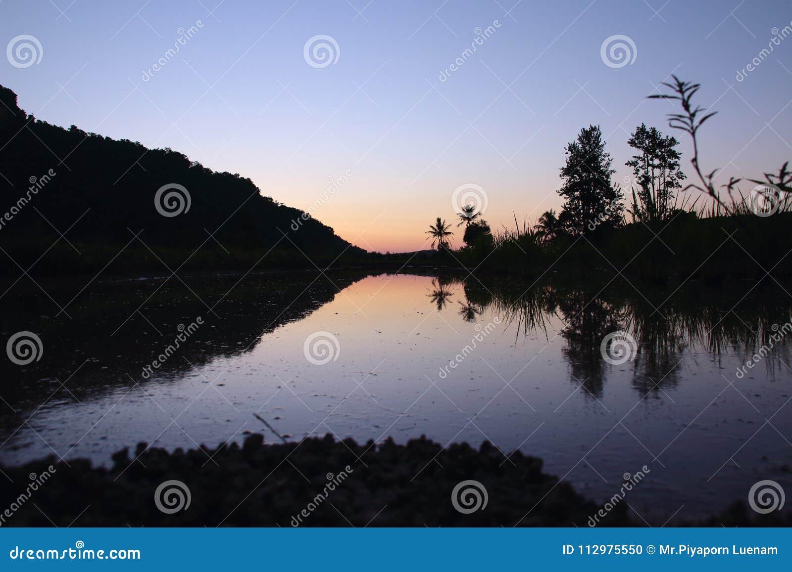 sunset, landscape, beautifull in nature.