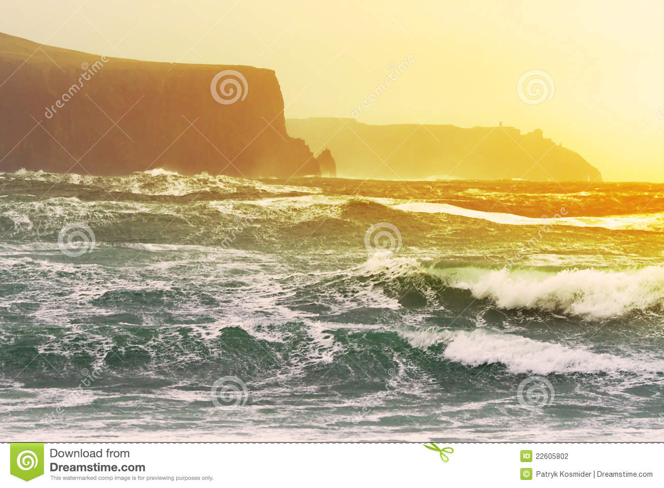 an analysis of dusk over atlantic Heart of darkness by joseph conrad part 2 summary and analysis original not at dusk or in the sun hanging over it — all perfectly still.