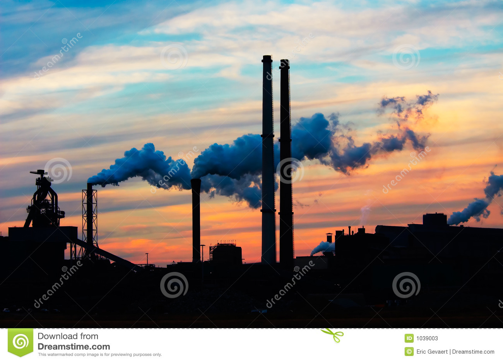 Sunset przemysłu