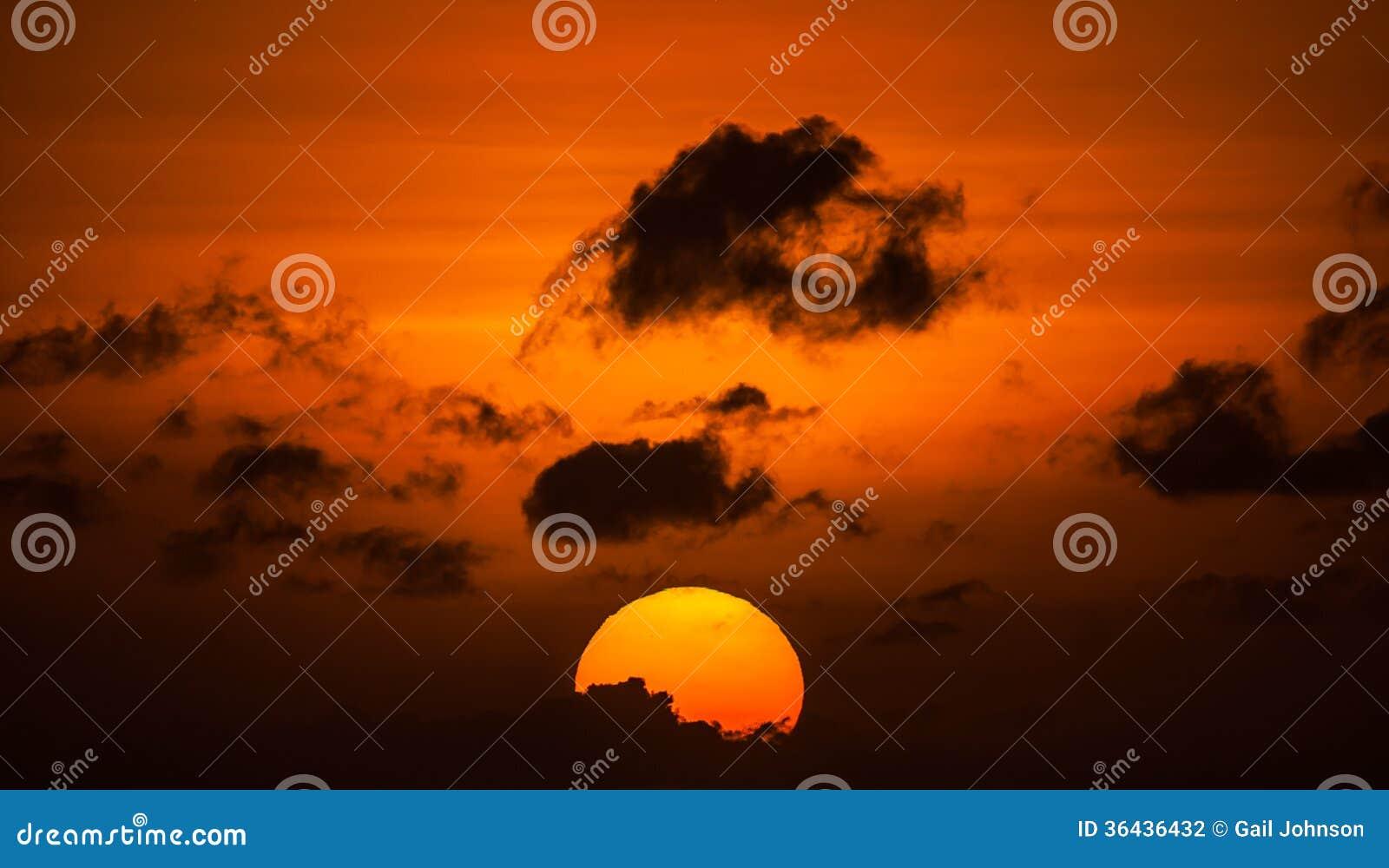 setting sun african caribbean - photo #21