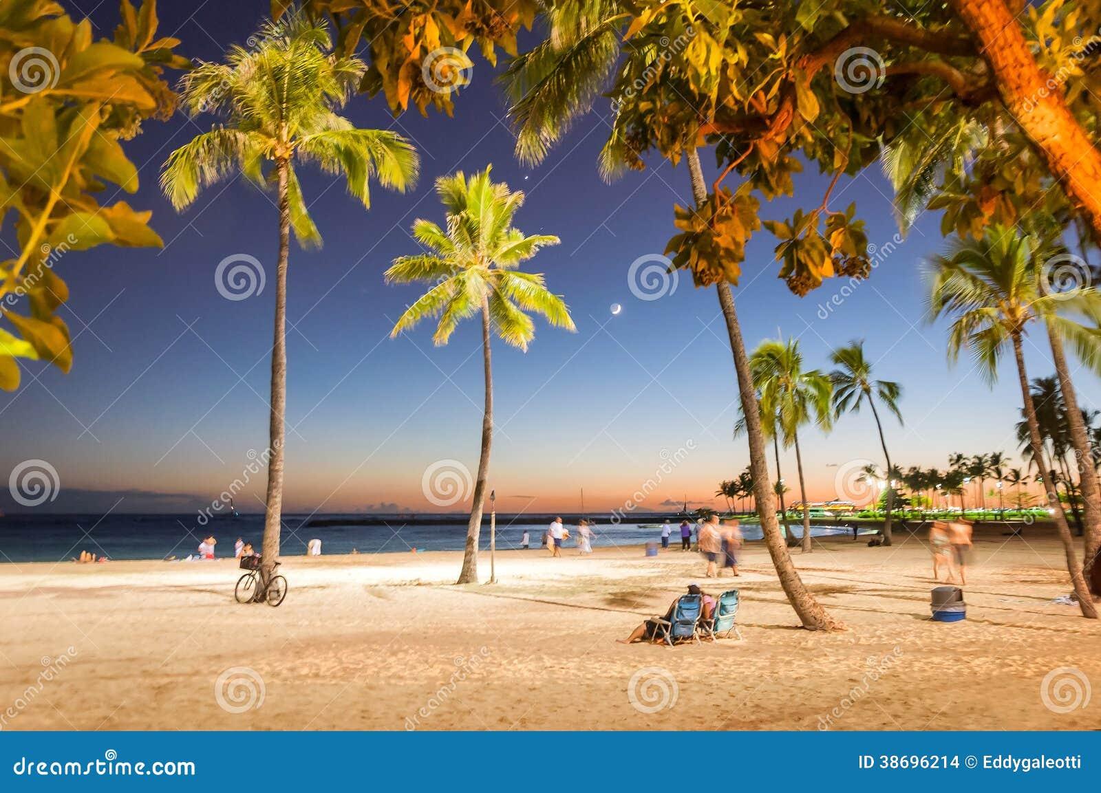 NELDA: Time in honolulu hawaii