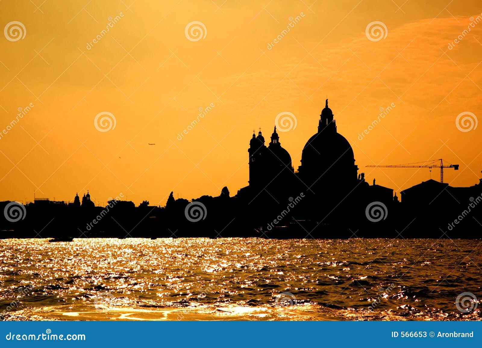 Sunset Wenecji