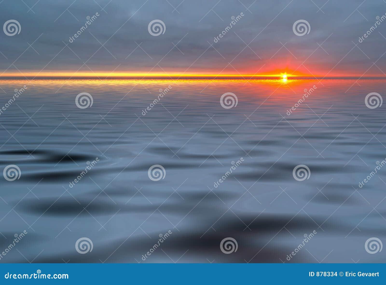 Sunset wody