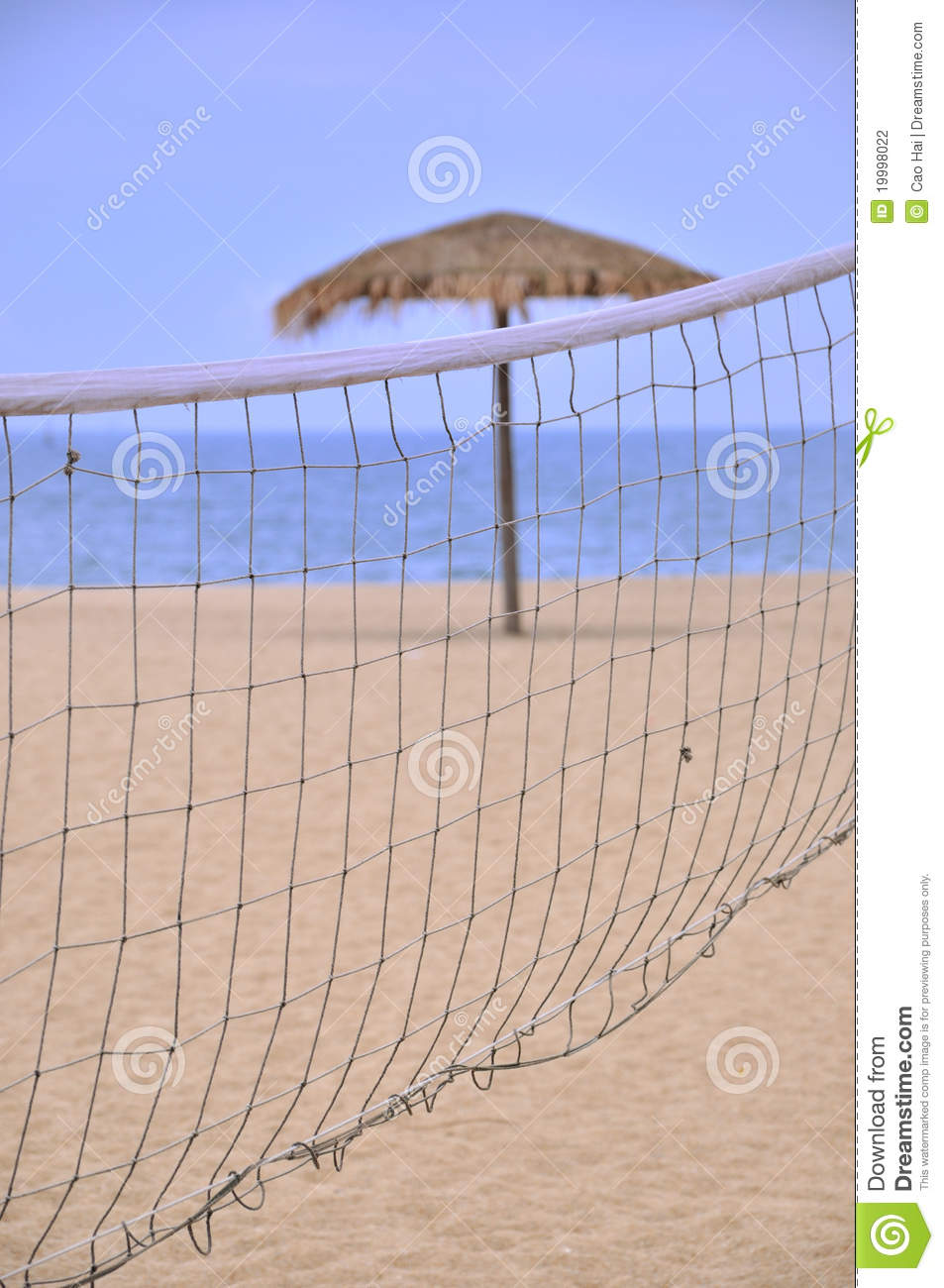 Sand volleyball business plan